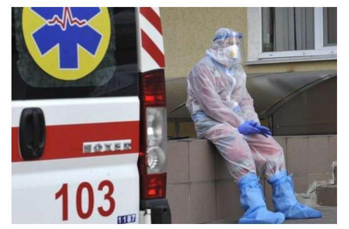 В Украине заявили об окончании третьей волны коронавируса