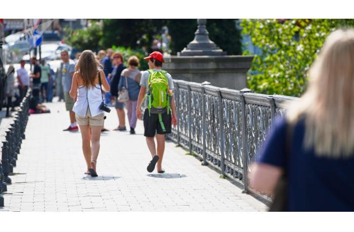 В Грузии поток туристов за апрель увеличился на 140% по сравнению с аналогичным периодом 2020 года