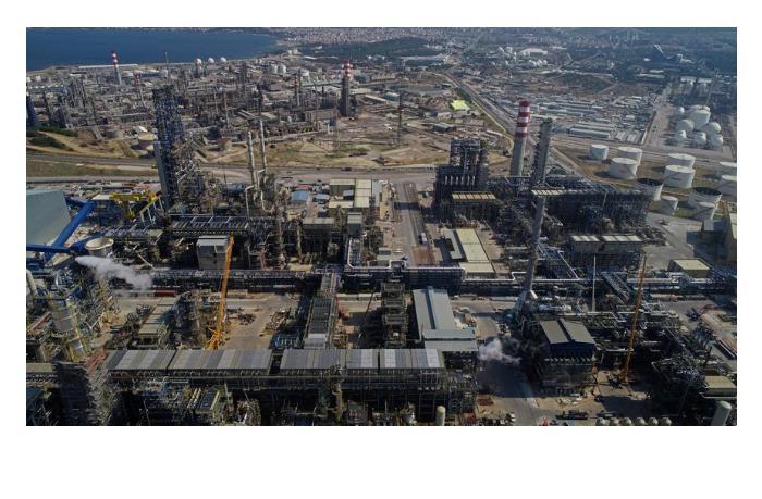 Petkim довел производственные мощности до 92%