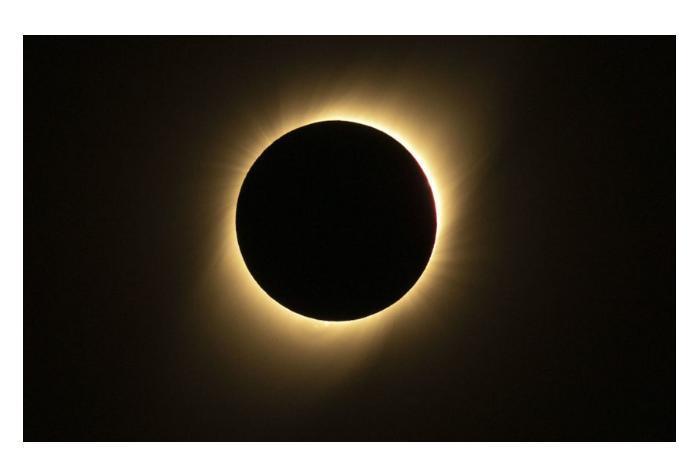 Сегодня произойдет первое солнечное затмение года