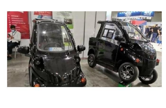 İki yeni elektromobil təqdim edilib
