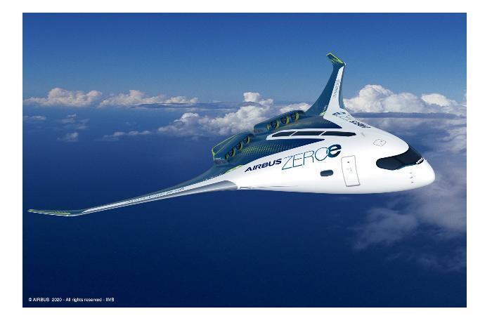 Airbus объявило сроки перехода мировой авиации на водород