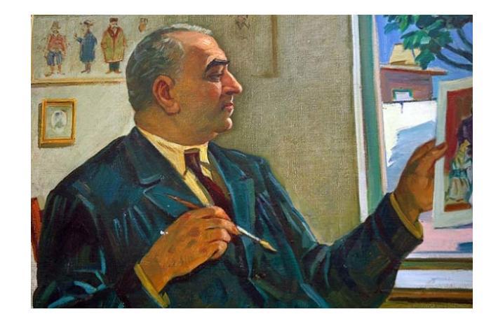 Сегодня день памяти выдающегося азербайджанского художника Азима Азимзаде
