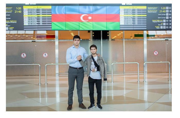 Еще 4 участника Карабахской войны вернулись из Турции после лечения