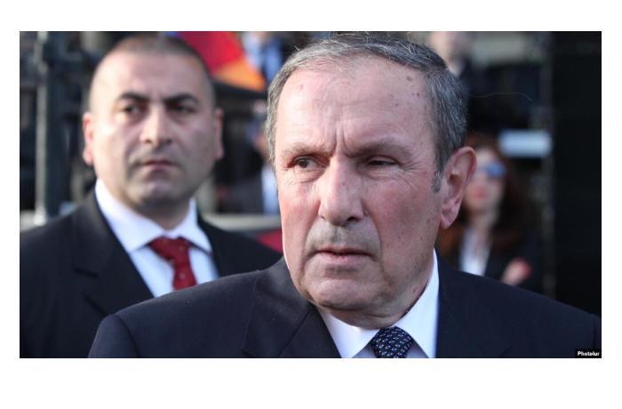 Весь мир считает Карабах частью Азербайджана - Левон Тер-Петросян