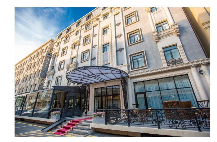 """ALBA Hotel & SPA"" в Баку. Открой мир комфорта"