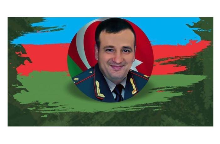 Парк в честь Полада Гашимова будет скоро открыт