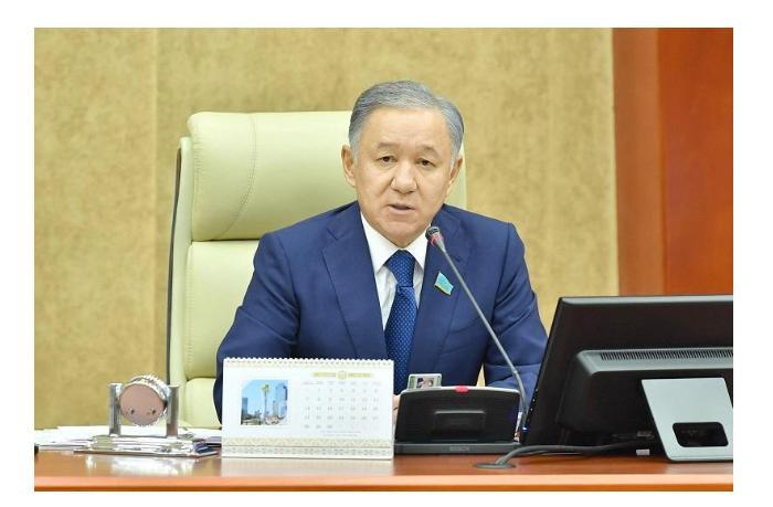 «В Казахстане примут законы, направленные на прекращение незаконного вмешательства госорганов в бизнес-структуры» - Н. Нигматулин