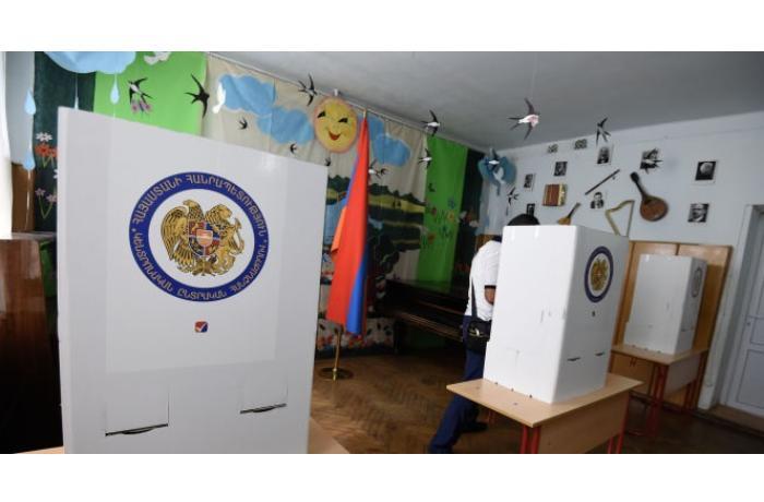 Выборы в Армении не признал блок Кочаряна и намерен их обжаловать в суде