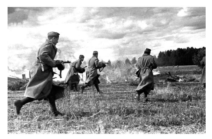 МО России по случаю 80-летия со дня начала ВОВ опубликовало архивные документы