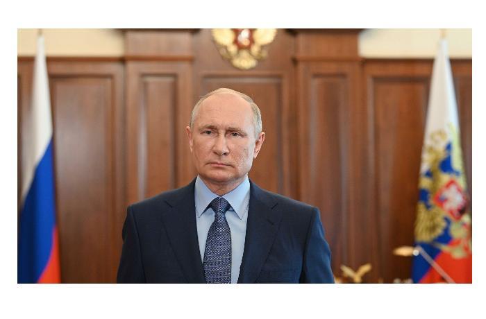 Путин написал статью, посвященную ВОВ