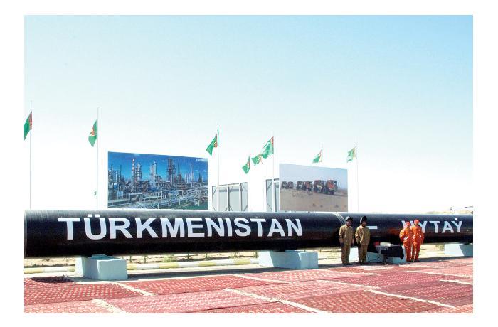 Туркменистан опережает РФ и другие страны по поставкам природного газа в Китай