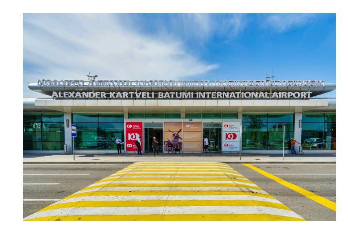 Работа международного аэропорта Батуми достигла допандемического уровня – Натия Турнава