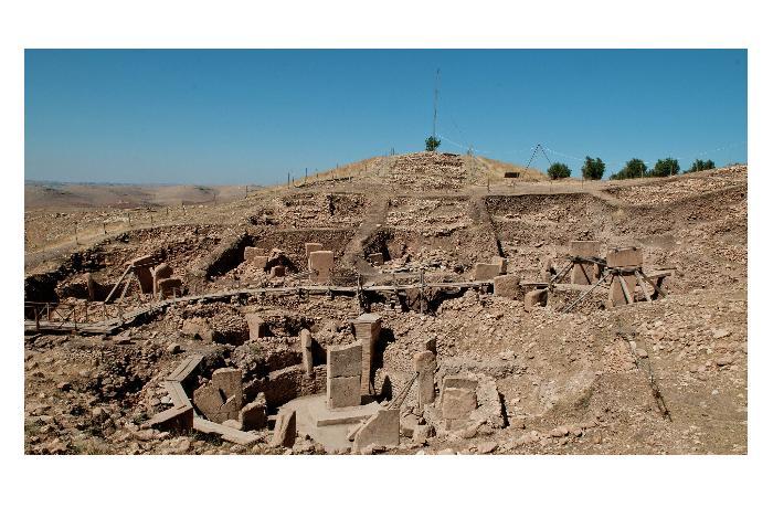 В Турции нашли 11 древних холмов