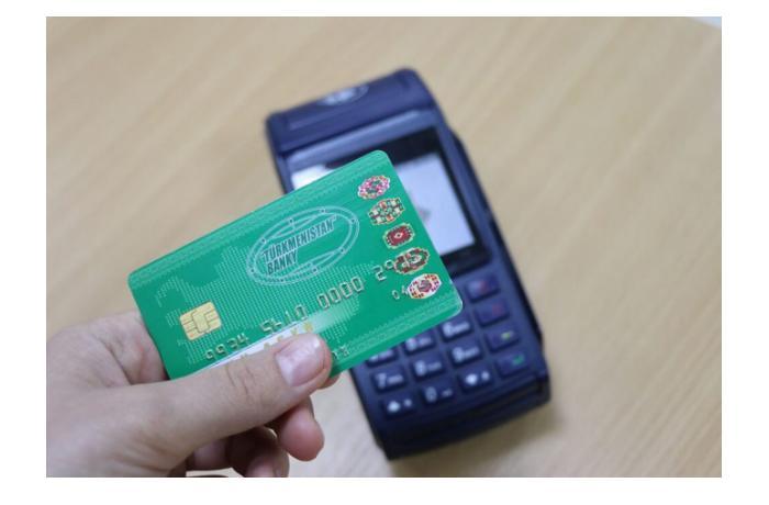 Банк «Туркменистан» увеличивает кэшбек до 3%