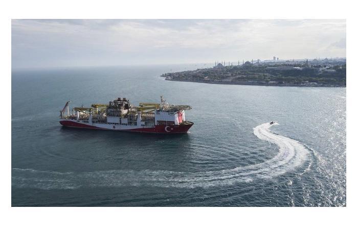 Турция обнаружила новое месторождение природного газа