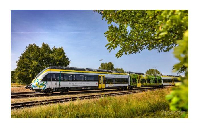 В Германии поезда перейдут на ВИЭ
