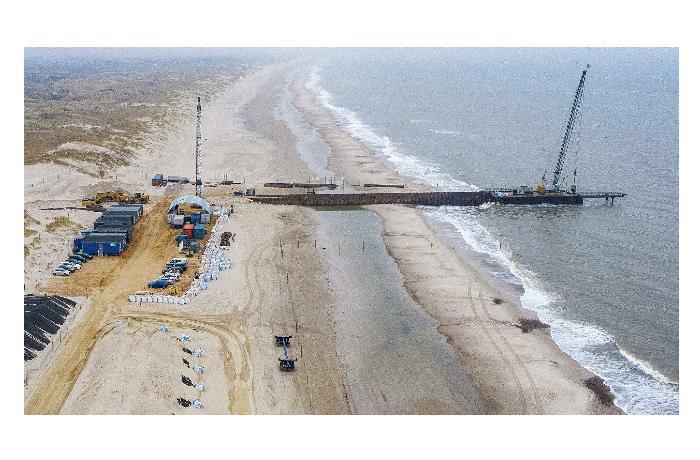 Дания не подтвердила разрешение на строительство газопровода Baltic Pipe