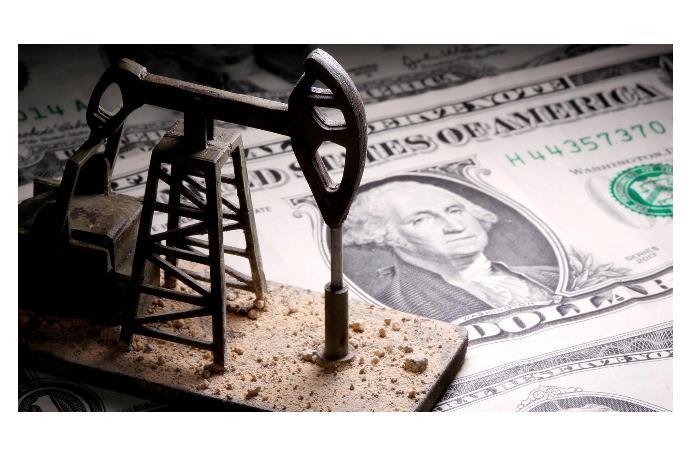 Стоимость нефти растет из-за снижения запасов США