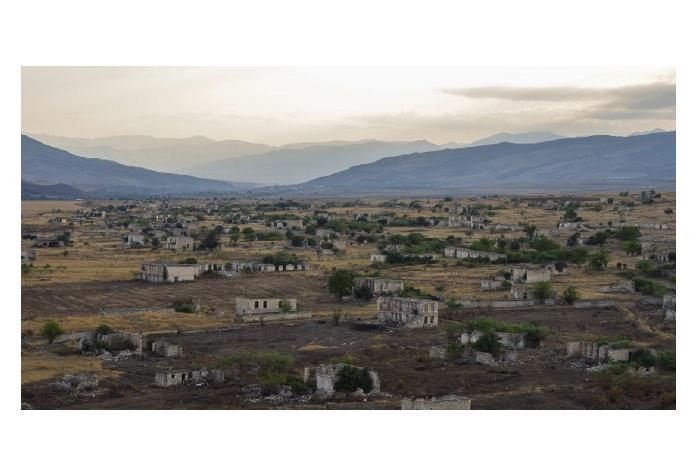На освобождённых территориях Азербайджана завершена предварительная инвентаризация