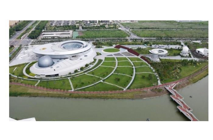 Крупнейший в мире музей астрономии откроется в Шанхае