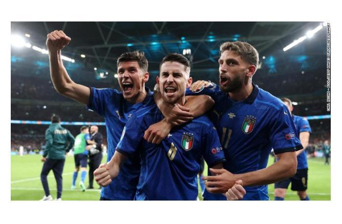 Италия стала чемпионом Европы-2020