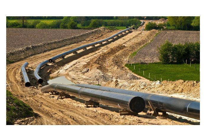 Завершалсь подготовка к укладке газопровода Игдыр-Нахчыван - Фатих Донмез