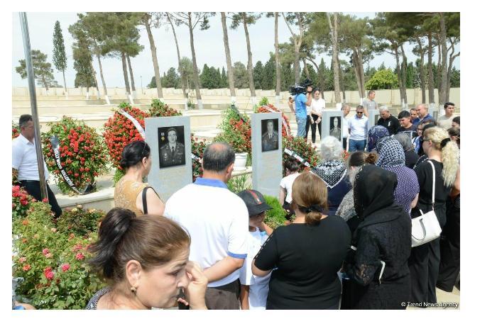 Сегодня в Азербайджане чтят память Полада Гашимова