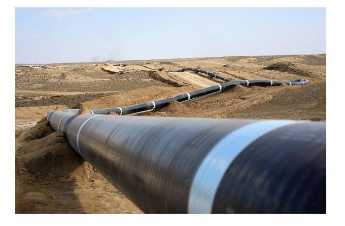 На 43% выросла прокачка по газопроводу Баку-Тбилиси-Эрзурум