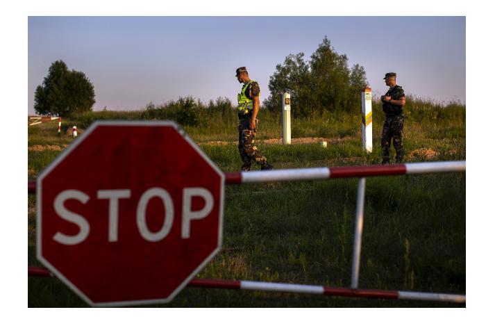 В Литве обратились к ООН из-за миграционного потока с территории Белоруссии
