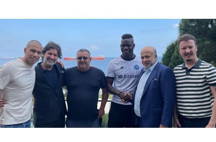 Balotelli Türkiyə Superliqası klubunda