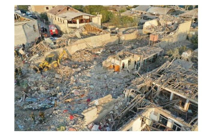 В Азербайджане завершены восстановительные работы по 6300 объектам, пострадавших во время Отечественной войны