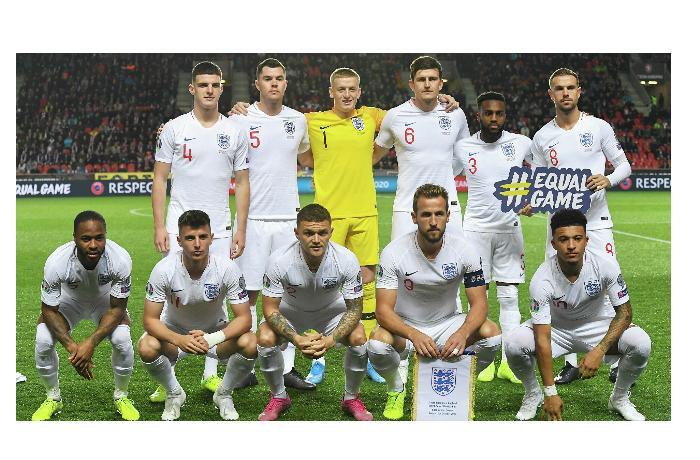 Сборная Англии пожертвует часть призовых после Евро-2020 на благотворительность